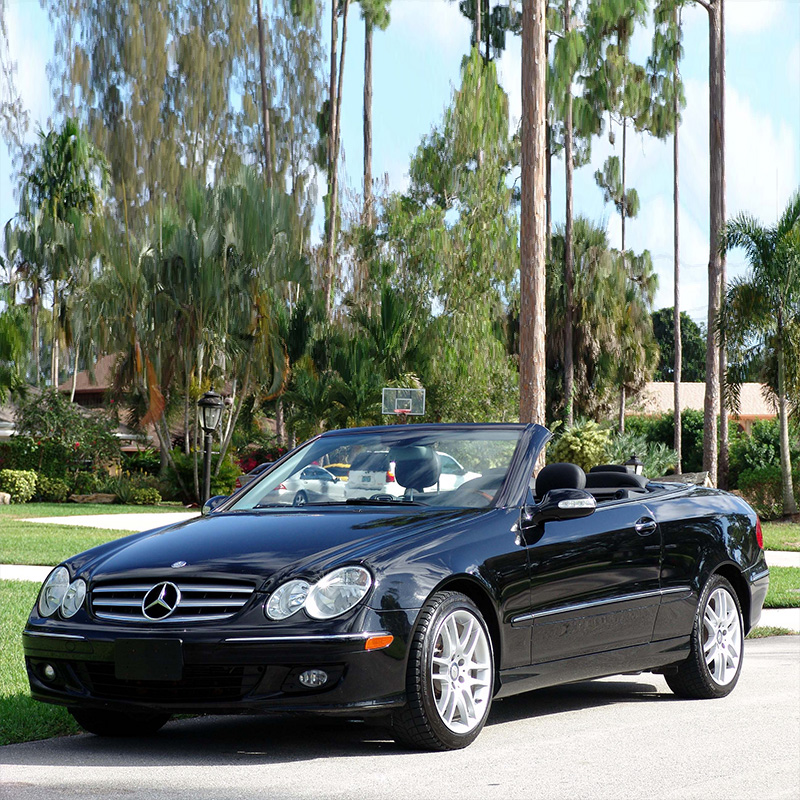 mercedes clk cabrio exporent. Black Bedroom Furniture Sets. Home Design Ideas